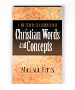 Christian Words and Concepts