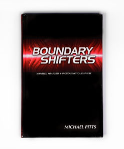 Boundary Shifters Book Cover